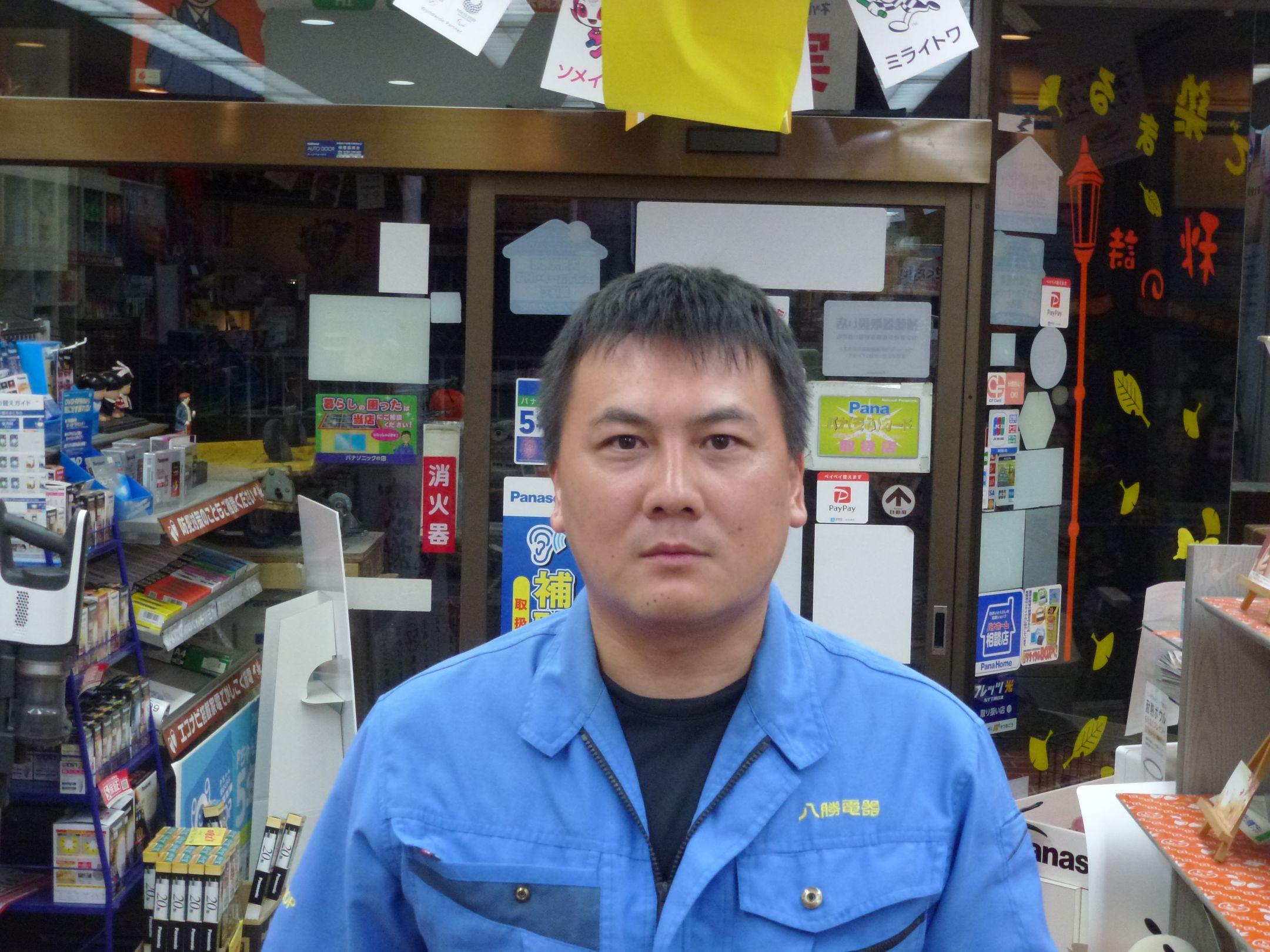 保有資格第二種電気工事士 愛知県知事第117217号  ・好きな食べ物  焼肉 ・趣味      草野球 ・休日の過ごし方 家族と過ごす ・得意な家電   テレビなど映像関係