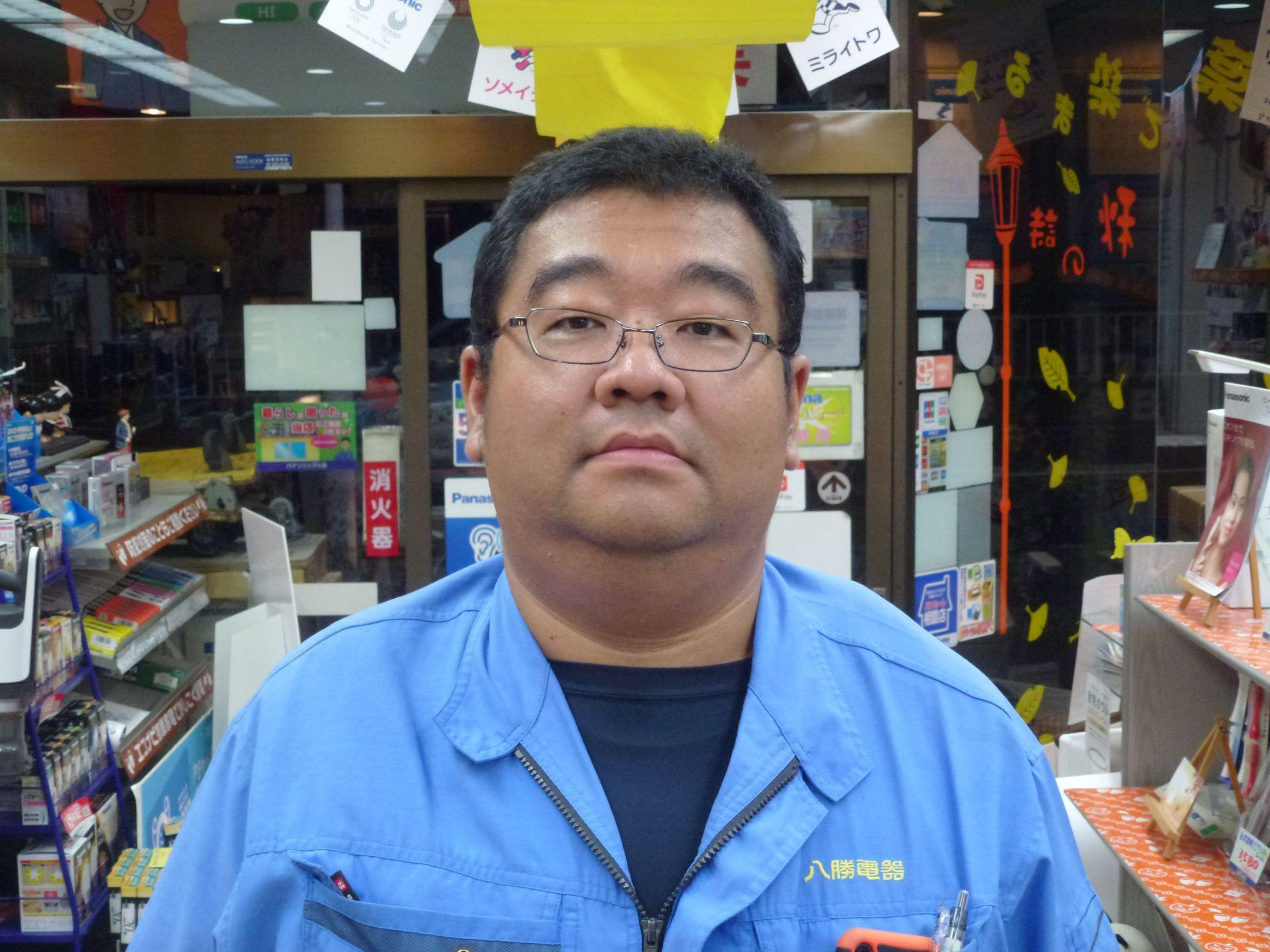 保有資格第二種電気工事士 愛知県知事第75528号  ・好きな食べ物  パスタ ・趣味      読書 ・休日の過ごし方 ホームセンター巡り ・得意な家電   住設備